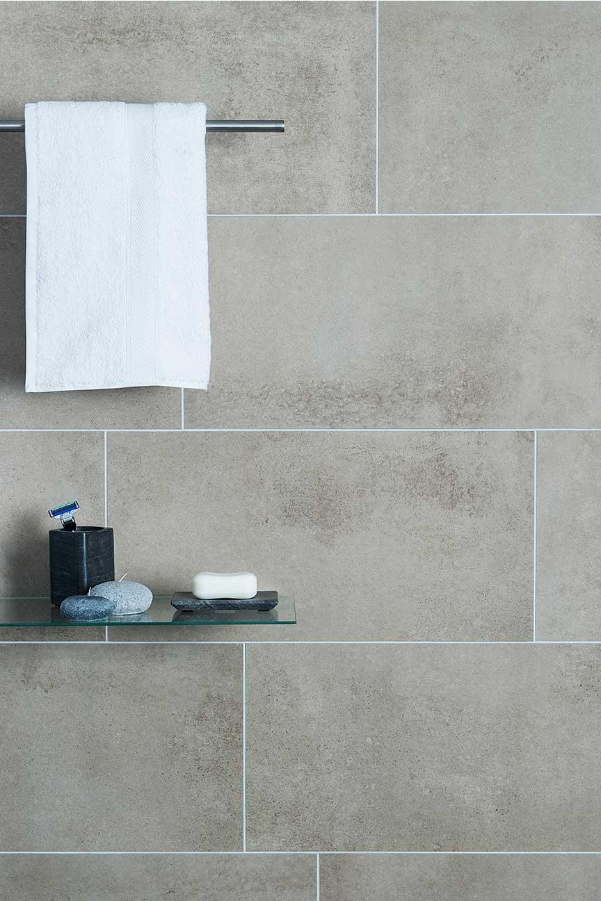 Rhino Taupe - Matt - Floor & Wall Tile Company