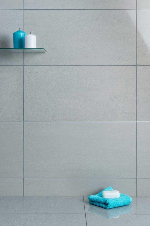 Tamarin Silver Matt and Polished 60x30