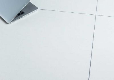 Tamarin White Matt 60x60