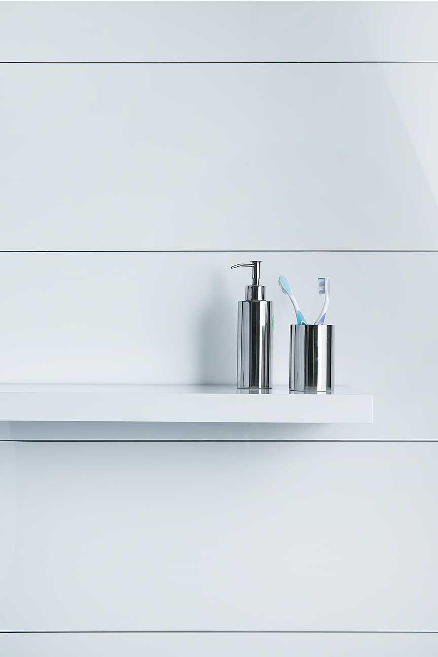 Swan White Gloss 90x30 - Floor & Wall Tile Company