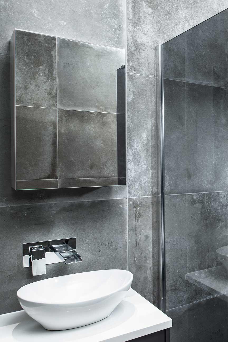 Dolphin Mid Grey Floor Amp Wall Tile Company