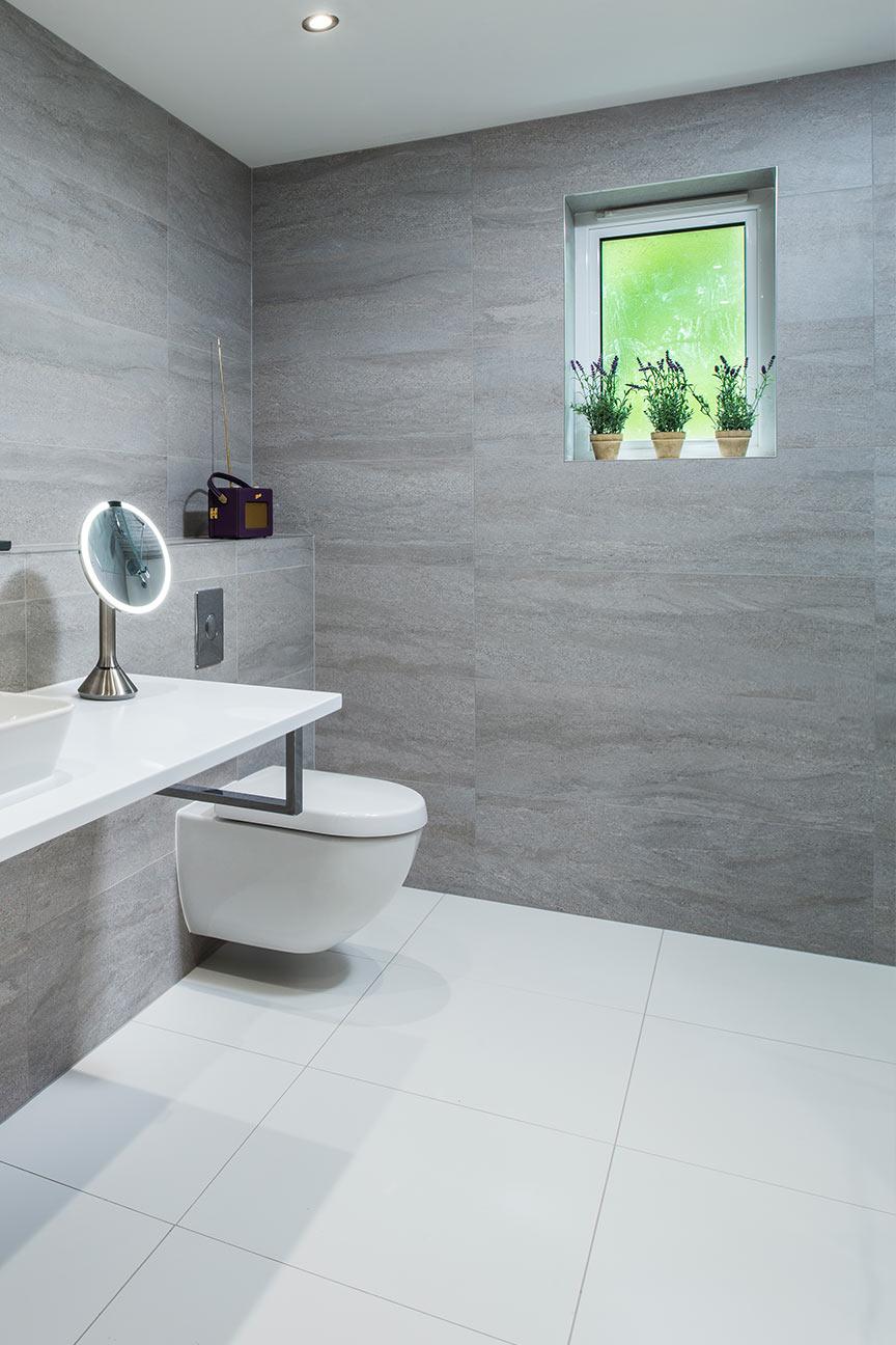 Tiger Extra White - Matt - Floor & Wall Tile Company